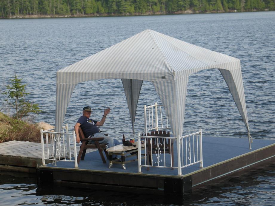 Home Plans Design Building Floating Dock Plans
